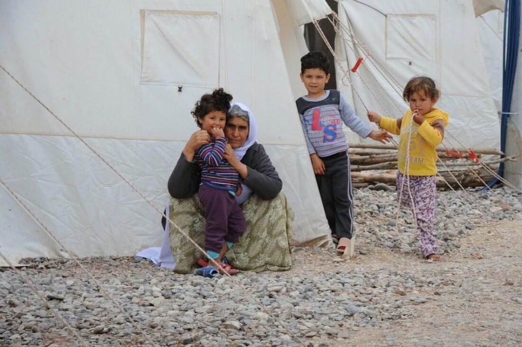refugees idlib syria